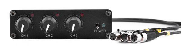 preamp-M3 für Sound Devices 633