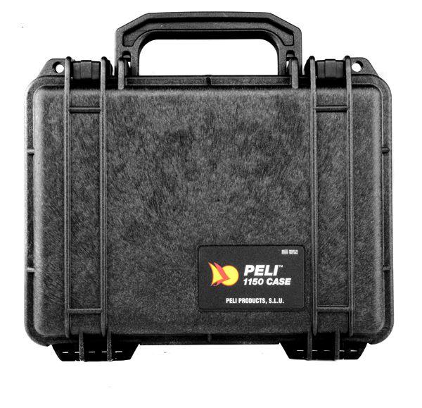 PELI CASE 1150 inkl. Würfelschaumstoff