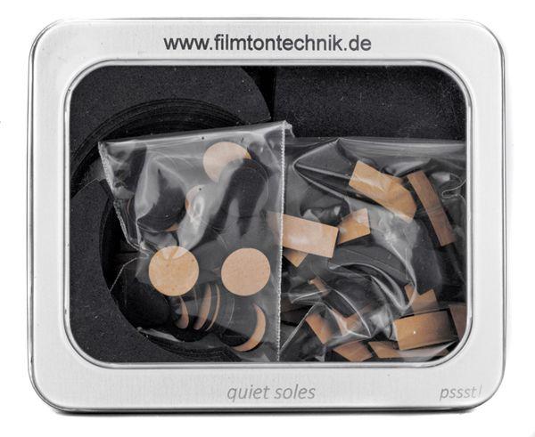 Quiet Soles / Hush Heels Kortwich inkl. Premiumdose mit Sichtfenster