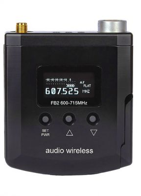 Audio Wireless AW-1SE120 Diversity Receiver