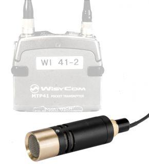 Kortwich Mikrofon NierePRO für Taschensender inkl. Kabel